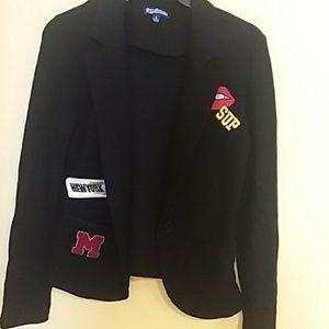 Junior sports jacket
